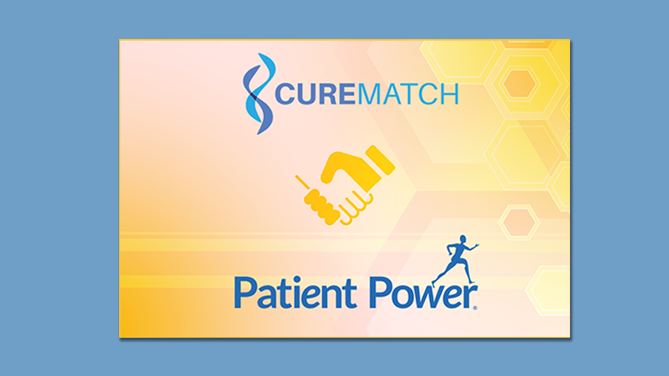 CureMatch Partnering with Patient Power to Educate and Empower Cancer Patients and Oncologists
