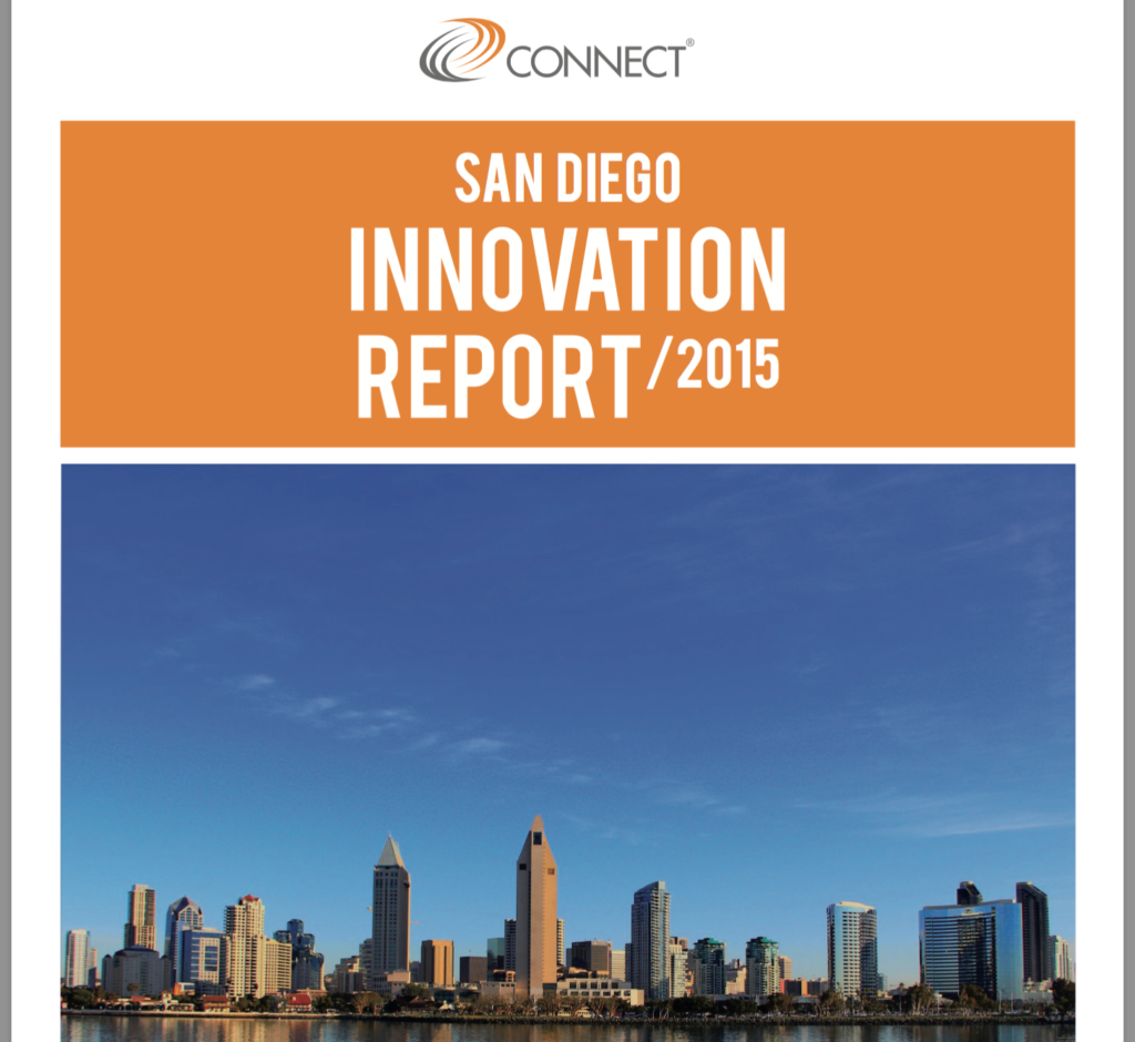 CureMatch Highlighted In Annual CONNECT San Diego Innovation Report