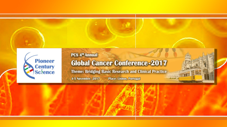 CureMatch Tsigelny Presents at PCS 4th Annual Global Cancer Conference