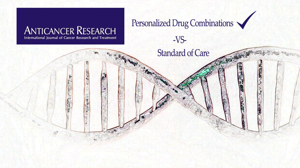 Personalized Drug Combinations More Effective than Current Standard of Care for Pancreatic Cancer